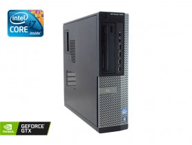 DELL OptiPlex 7010 DT + GTX 1050Ti 4GB