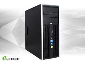 HP Compaq 8100 Elite CMT + GT 1030 2GB