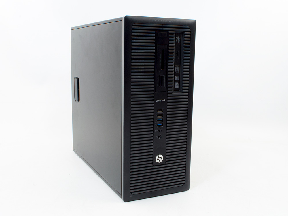 HP EliteDesk 800 G1 Tower - TOWER | i7-4770 | 8GB DDR3 | 500GB HDD 3,5"