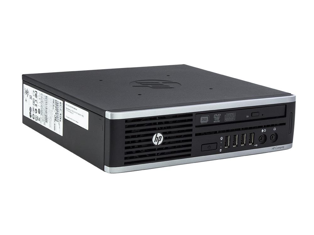 HP Compaq 8300 Elite USDT - USDT | i5-3470S | 8GB DDR3 | 120GB SSD | DVD-RW | HD 2500 | Win 10 Pro | Silver