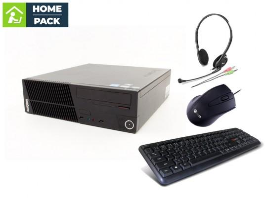 LENOVO ThinkCentre M75e SFF + Headset + Keyboard + Mouse Počítač - 1603604 #1