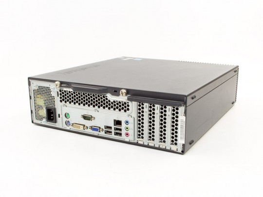 LENOVO ThinkCentre M75e SFF + DELL Professional P2210 + Headset + Keyboard + Mouse Počítač - 1603607 #3
