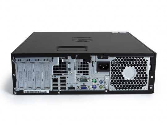 HP Compaq 8000 Elite SFF repasovaný počítač, C2D E7500, GMA 4500, 4GB DDR3 RAM, 250GB HDD - 1603624 #3