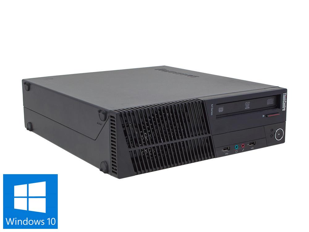 "Lenovo ThinkCentre M92p SFF - SFF | i5-3470 | 4GB DDR3 | 500GB HDD 3,5"" | DVD-RW | HD 2500 | MAR Win 10 Pro | Gold"