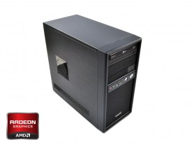 Furbify GAMER PC 4 Tower i5 + RX 570 4GB