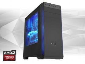 Furbify GAMER PC - BULL - Radeon RX 570 4GB