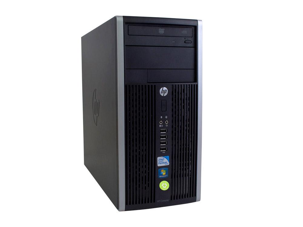 "HP Compaq 6200 Pro MT - MT | i5-2400 | 4GB DDR3 | 500GB HDD 3,5"" | DVD-RW | HD 2000 | Win 10 Pro | Gold"