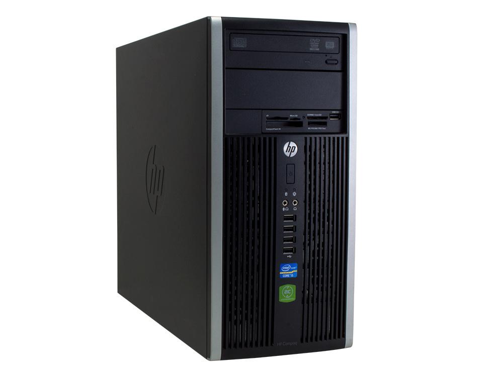 "HP Compaq 6300 Pro MT - MT | i5-3470 | 4GB DDR3 | 500GB HDD 3,5"" | DVD-RW | HD 2500 | Win 7 Pro COA | Gold"