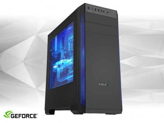 "Furbify GAMER PC ""ROGUE"" + Radeon RX470 8GB repasovaný počítač, Intel Core i5-4570, Radeon RX470 8GB, 8GB DDR3 RAM, 240GB SSD - 1604030 #1"