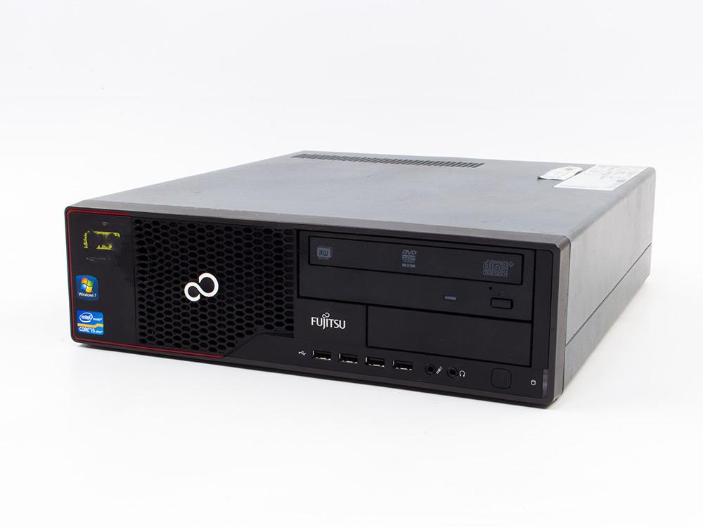 Fujitsu Esprimo E910 SFF - SFF | i5-3470 | 8GB DDR3 | 128GB SSD | DVD-ROM | HD 2000 | Win 10 Pro | Gold