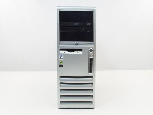 HP Compaq dc7700p CMT repasovaný počítač, C2D E6300, GMA 3000, 4GB DDR2 RAM, 250GB HDD - 1604377 #1