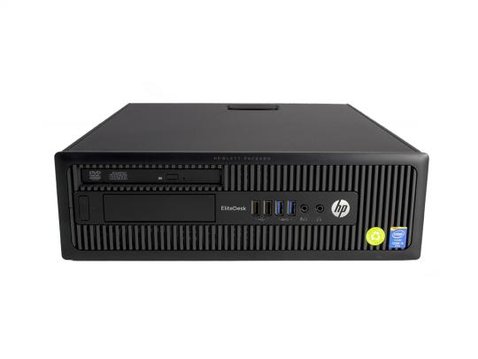 HP EliteDesk 800 G2 SFF repasovaný počítač, Intel Core i5-6500, HD 530, 8GB DDR4 RAM, 128GB SSD, 500GB HDD - 1604457 #3