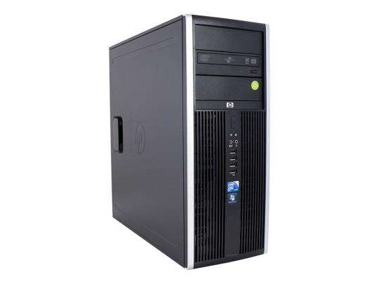 HP Compaq 8000 Elite CMT repasovaný počítač, C2D E8400, GMA 4500, 4GB DDR3 RAM, 250GB HDD - 1604553 #1