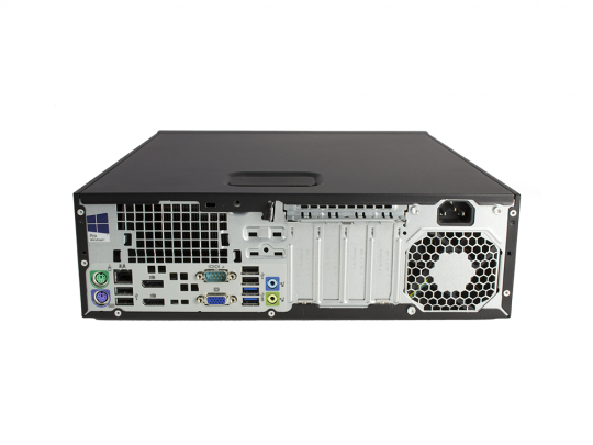 HP EliteDesk 800 G2 SFF + GTX 1050 Ti 4GT LP repasovaný počítač, Intel Core i5-6500, HD 530, 8GB DDR4 RAM, 240GB SSD - 1604744 #5