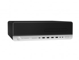 HP EliteDesk 800 G3 SFF + GTX1650 4GB LP GDDR5 repasovaný počítač - 1604789