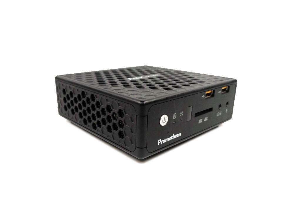 Intel Promethean ActivConnect ACON1-CORP Wireless Presentation System - Tiny | Celeron N2930 | 4GB DDR3 | 64GB SSD | NO ODD | Intel HD | HDMI | Silver