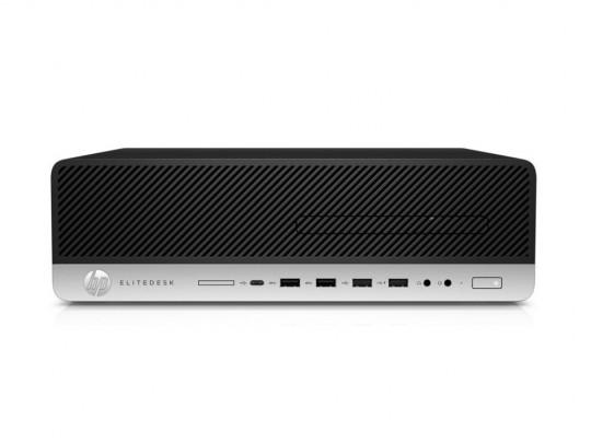 HP EliteDesk 800 G3 SFF repasovaný počítač, Intel Core i5-6500, HD 530, 4GB DDR4 RAM, 240GB SSD - 1604831 #2