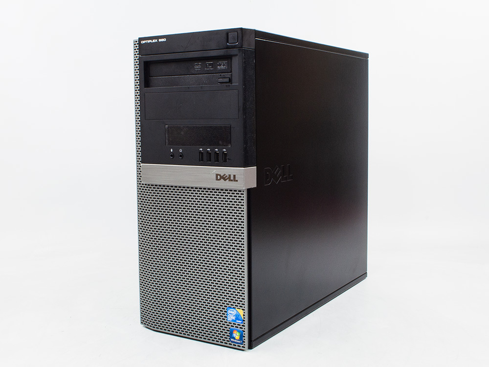 Dell OptiPlex 980 - TOWER | i7-860 | 4GB DDR3 | 500GB HDD 3,5"
