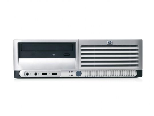 HP Compaq dc7700 SFF repasovaný počítač, C2D E6400, 4GB DDR2 RAM, 160GB HDD - 1604877 #1