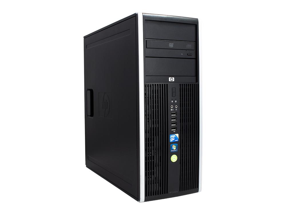 "HP Compaq 8100 Elite CMT - CMT | i7-860 | 8GB DDR3 | 320GB HDD 3,5"" | DVD-ROM | NVS 450 | Win 7 Pro COA | Silver"