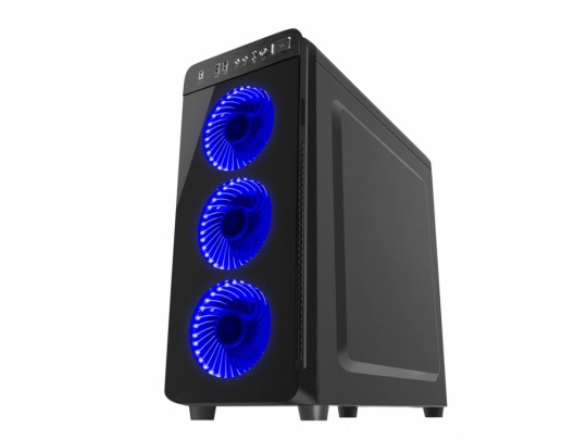 """Furbify GAMER PC """"Blue Star"""" i5 + GTX 1050 Ti OC 4GB repasovaný počítač, Intel Core i5-4590, GTX 1050 Ti 4GB, 8GB DDR3 RAM, 480GB SSD, 2TB HDD - 1605000 #2"""