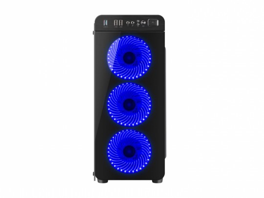 """Furbify GAMER PC """"Blue Star"""" i5 + GTX 1050 Ti OC 4GB repasovaný počítač, Intel Core i5-4590, GTX 1050 Ti 4GB, 8GB DDR3 RAM, 480GB SSD, 2TB HDD - 1605000 #5"""