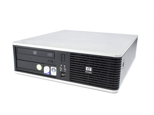 HP Compaq dc7900 SFF repasovaný počítač, C2D E8400, GMA 4500, 4GB DDR2 RAM, 160GB HDD - 1605027 #1