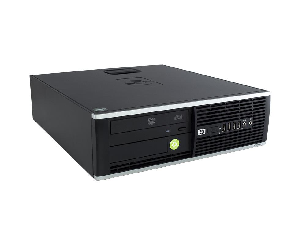 "HP Compaq 6005 Pro SFF - SFF | Phenom X3 B75 | 4GB DDR3 | 250GB HDD 3,5"" | DVD-ROM | HD 4200 | Gold"