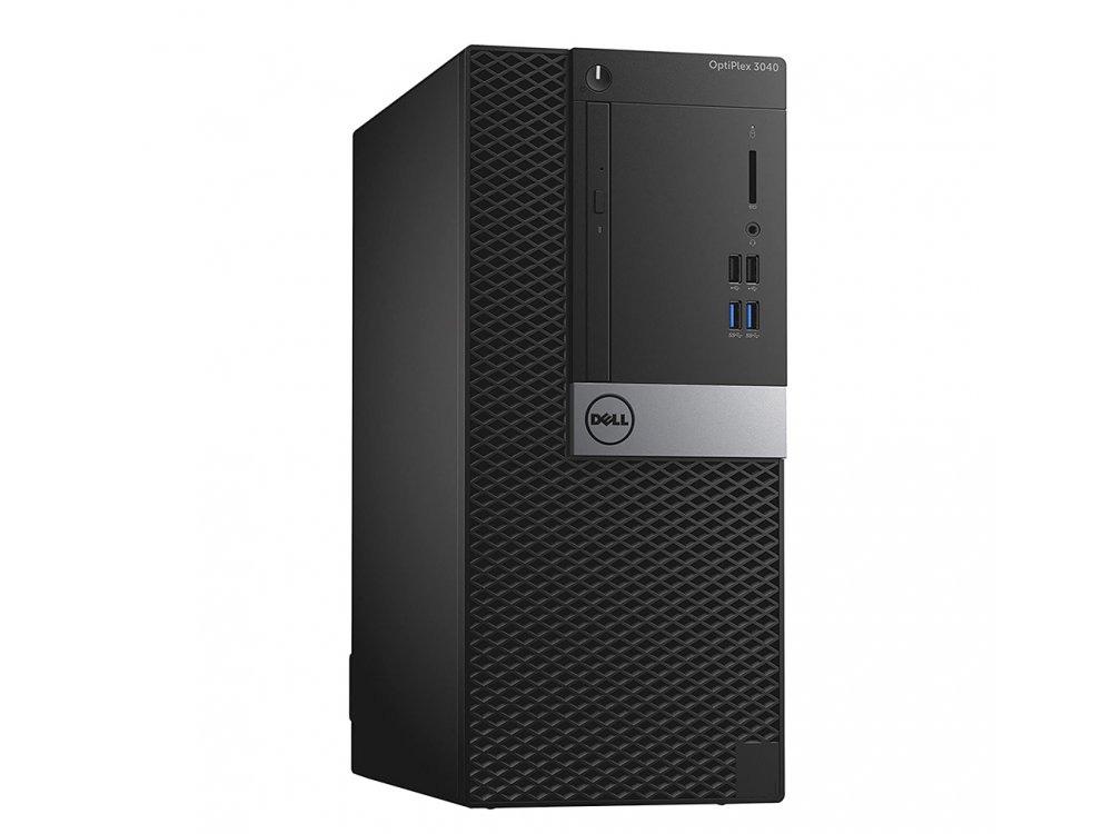 "Dell OptiPlex 3040 MT - MT | i5-6500 | 8GB DDR3 | 500GB HDD 3,5"" | NO ODD | HD 530 | Win 10 Pro | HDMI | Silver"
