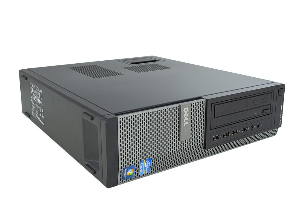 Dell OptiPlex 790 SFF - SFF | i3-2120 | 4GB DDR3 | 240GB SSD | DVD-RW | HD 2000 | Win 7 Pro COA | Silver
