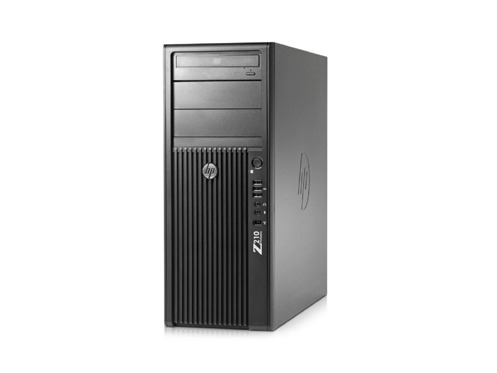 HP Workstation Z210 CMT - CMT | i7-2600 | 8GB DDR3 | 500GB HDD 3,5"