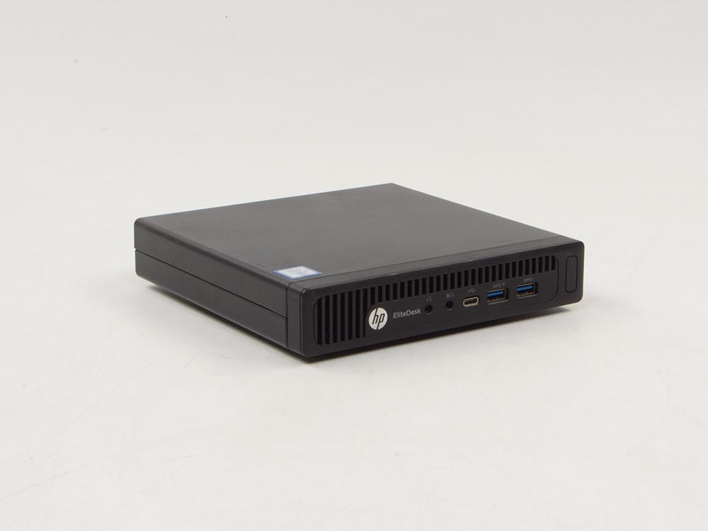 HP EliteDesk 800 65W G2 DM - Tiny | i7-6700 | 8GB DDR4 | 256GB SSD | NO ODD | HD 530 | Win 10 Pro | Gold