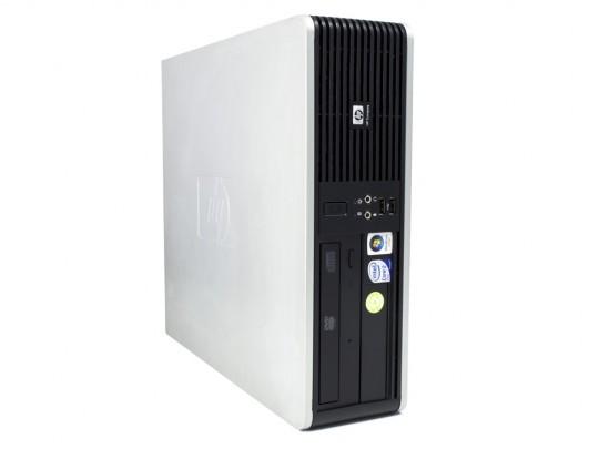 HP Compaq dc5700 SFF repasovaný počítač, C2D E6700, GMA 3100, 4GB DDR2 RAM, 250GB HDD - 1605132 #3