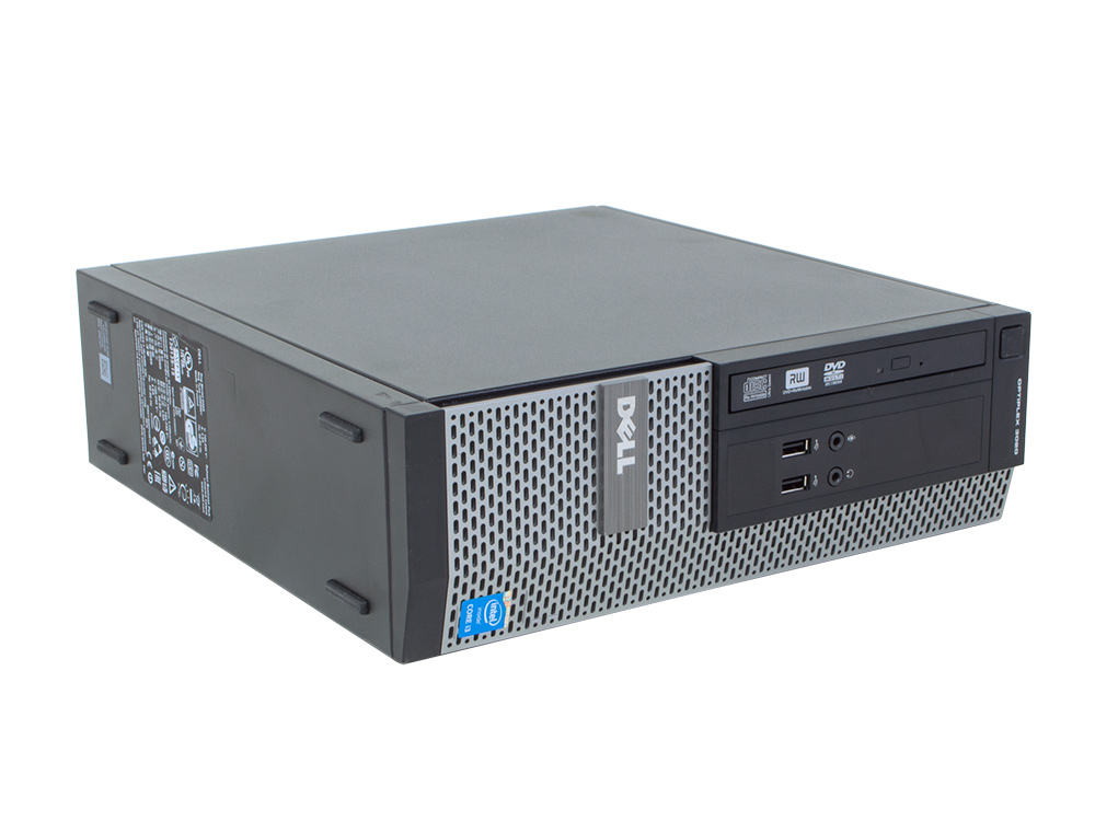 Dell OptiPlex 3020 SFF - SFF | i3-4130 | 4GB DDR3 | 500GB HDD 3,5"
