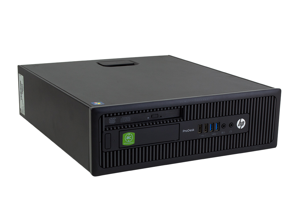 HP ProDesk 600 G1 SFF - SFF | i5-4570 | 8GB DDR3 | 250GB HDD 3,5"