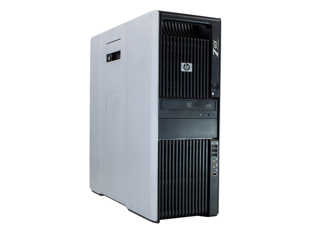 HP Z600 Workstation - TOWER | Xeon E5520 | 16GB DDR3 | 500GB HDD 3,5"