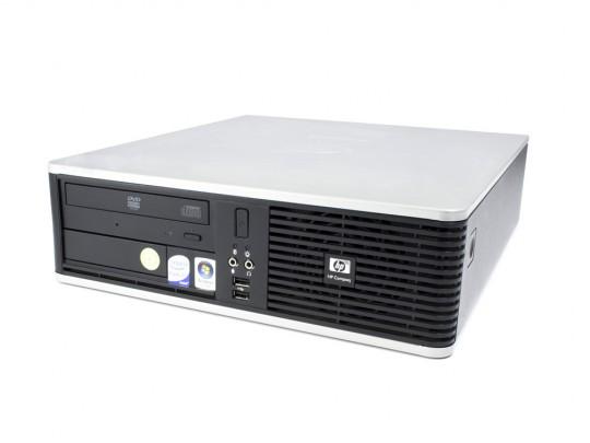 HP Compaq dc7900 SFF repasovaný počítač, C2D E8400, GMA 4500, 4GB DDR2 RAM, 120GB SSD - 1605258 #1