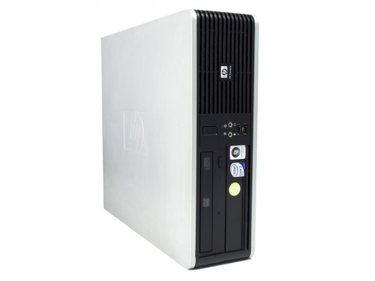 HP Compaq dc7900 SFF repasovaný počítač, C2D E8400, GMA 4500, 4GB DDR2 RAM, 120GB SSD - 1605258 #3