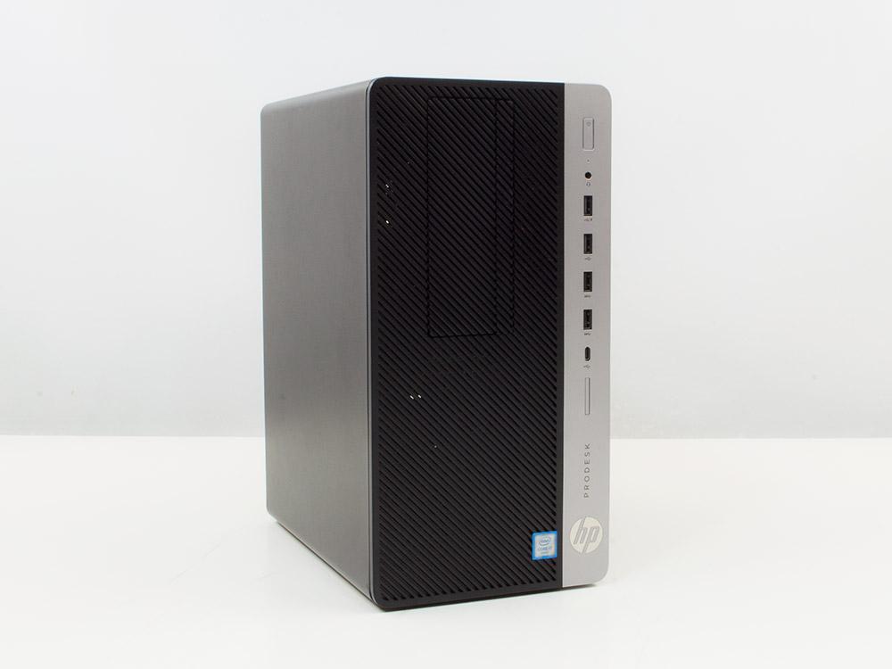 HP ProDesk 600 G3 MT - MT | i5-6500 | 8GB DDR4 | 256GB (M.2) SSD | DVD-RW | HD 530 | Win 10 Home | Silver