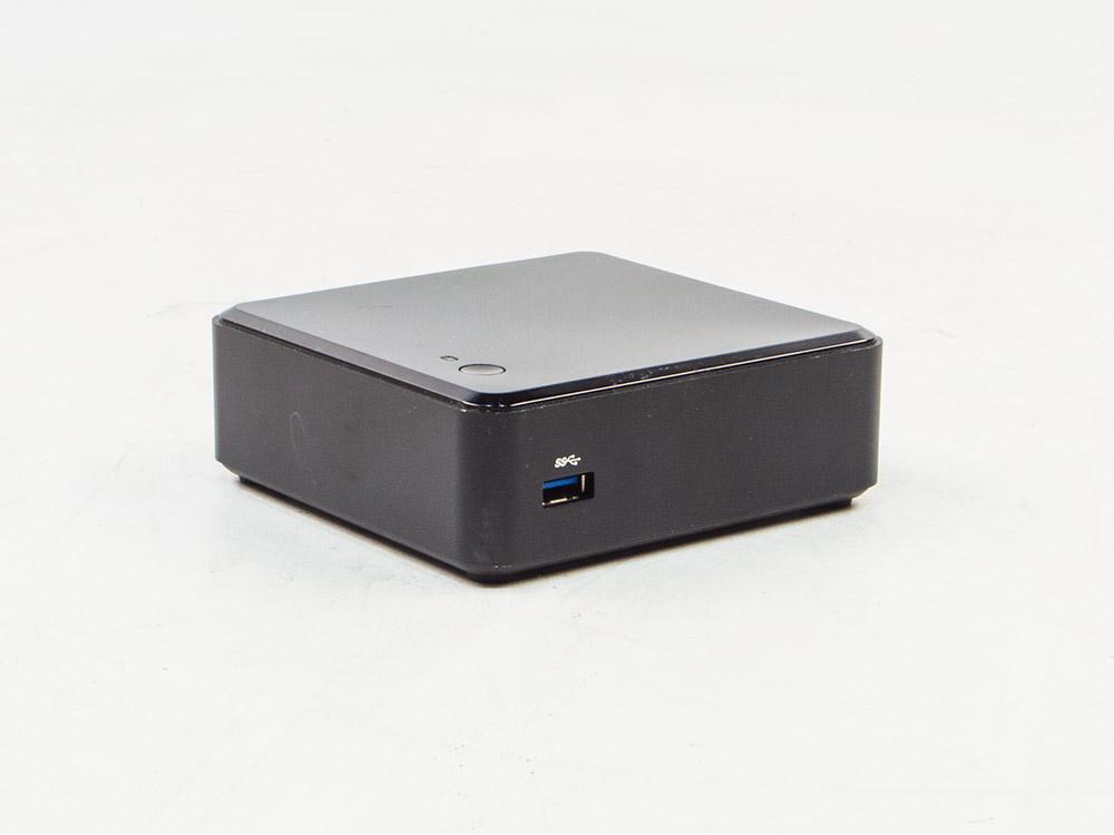 Intel NUC D54250WYK - UCFF | i5-4250U | 4GB DDR3 | 120GB SSD | NO ODD | HD 4000 | Win 7 Pro COA | HDMI | miniDP | Silver
