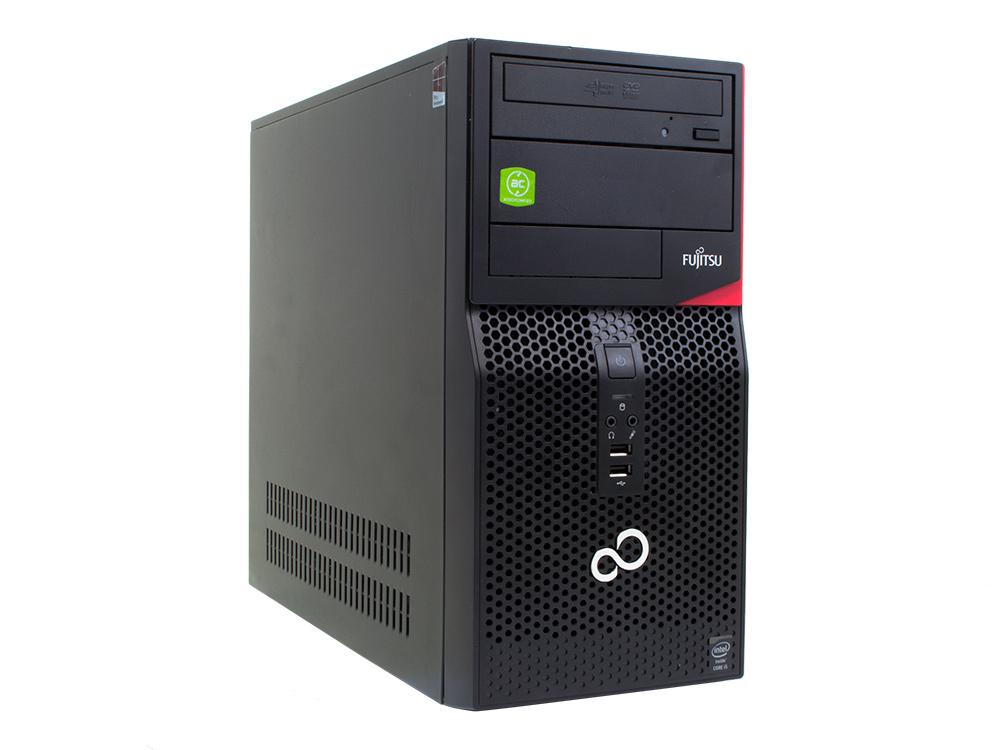 Fujitsu Esprimo P420 MT - MT | i5-4440 | 4GB DDR3 | 120GB SSD | DVD-RW | HD 4400 | Win 10 Pro | Silver