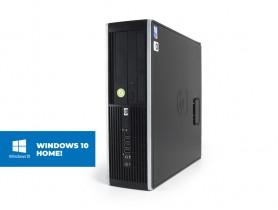 HP Compaq 6300 Pro SFF + MAR Windows 10 HOME repasovaný počítač - 1605351