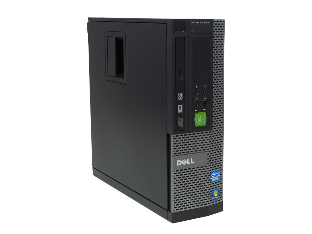 Dell OptiPlex 3010 SFF - SFF | i5-3470 | 8GB DDR3 | 240GB SSD | DVD-RW | HD 4000 | Win 7 Pro COA | Bronze