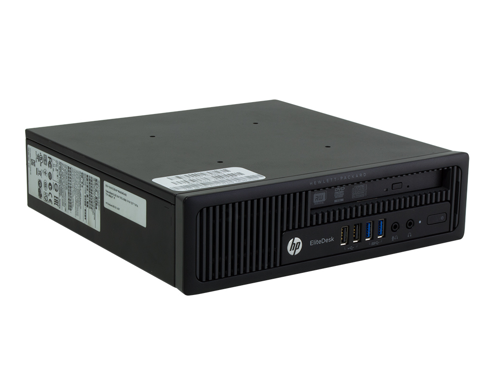 HP EliteDesk 800 G1 USDT - USDT | i5-4570S | 8GB DDR3 | 240GB SSD | HD 4600 | Win 7 Pro COA | Gold