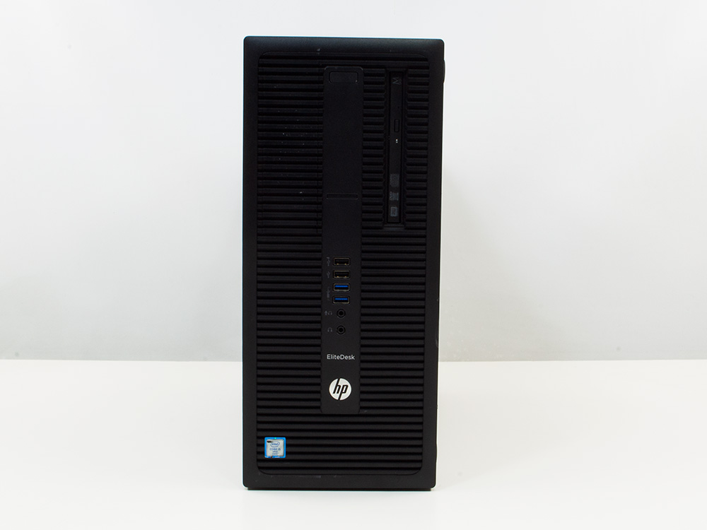"HP EliteDesk 800 G2 TOWER - TOWER   i5-6500   8GB DDR4   500GB HDD 3,5""   NO ODD   HD 530   Win 10 Pro   Gold"