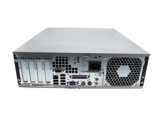 HP Compaq dc7800 SFF repasovaný počítač, C2D E8400, Intel HD, 4GB DDR2 RAM, 160GB HDD - 1605388 #4