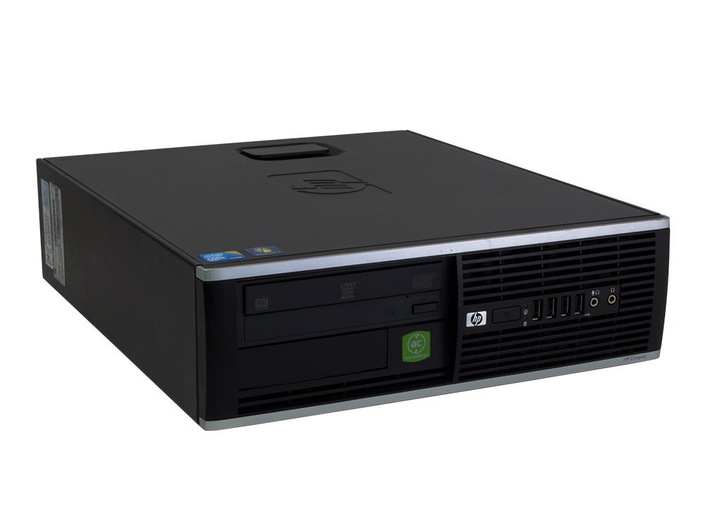 """HP Compaq 8100 Elite SFF - SFF   i5-650   4GB DDR3   250GB HDD 3,5""""   DVD-ROM   Intel HD   Win 7 Pro COA   Gold"""