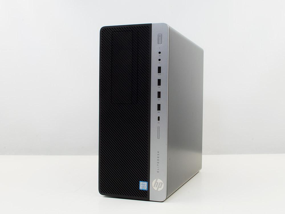 """HP EliteDesk 800 G3 TWR - TOWER   i5-7500   8GB DDR4   120GB SSD   500GB HDD 3,5""""   DVD-RW   HD 630   Win 10 Pro   Gold"""