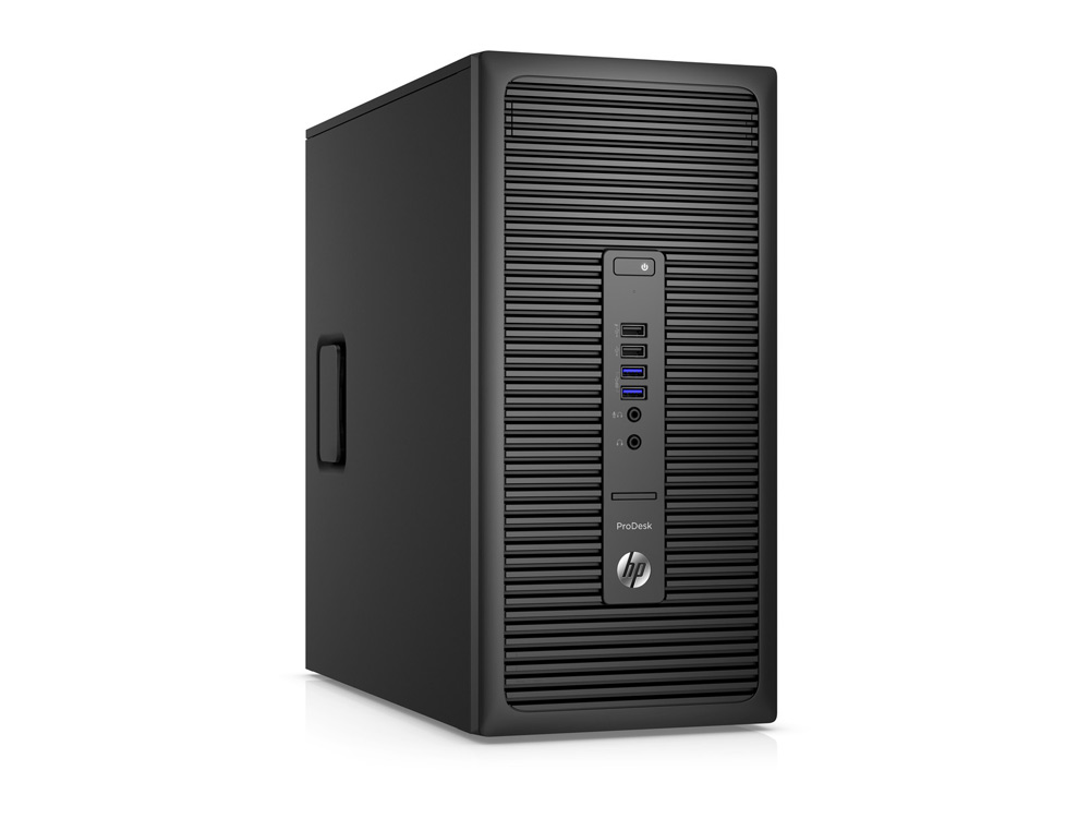 "HP EliteDesk 600 G2 MT - i5-6500   8GB DDR3   120GB SSD   500GB HDD 3,5""   DVD-RW   HD 530   Win 10 Pro   Gold"