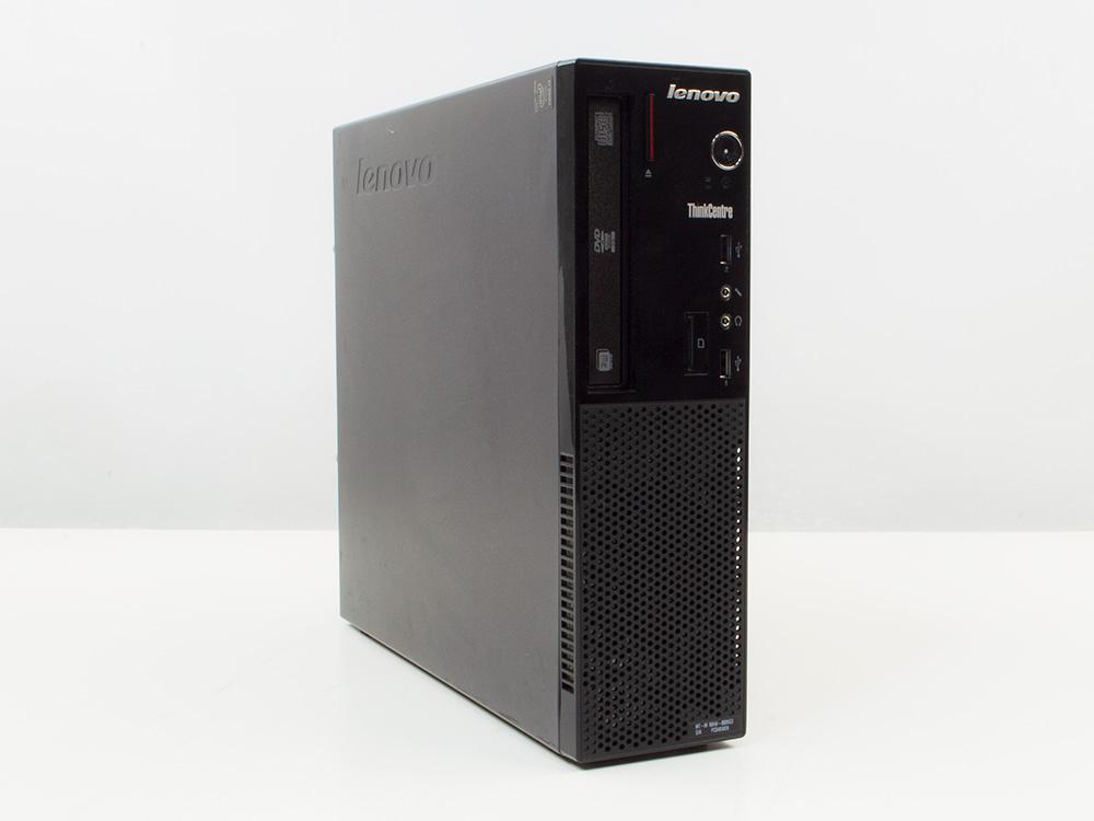 Lenovo Thinkcentre E73 - SFF   i5-4430s   8GB DDR3   240GB SSD   DVD-RW   HD 4600   Win 10 Pro   Gold